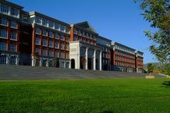 Costruzione della città universitaria Fotografia Stock