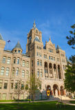 Costruzione della contea e di Salt Lake City fotografie stock