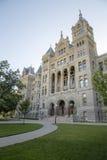 Costruzione della contea e di Salt Lake City Immagine Stock