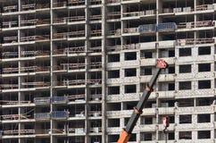 Costruzione della costruzione Immagini Stock