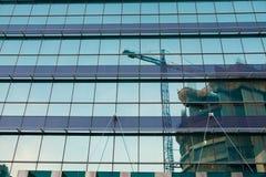 Costruzione della costruzione Immagine Stock