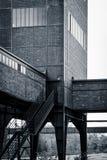 Costruzione della fabbrica di Ruhr (ii), Germania Immagine Stock Libera da Diritti