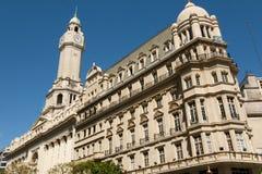 Costruzione della legislatura della città - Buenos Aires - Argentina fotografia stock