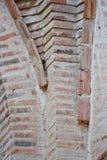 costruzione della muratura vecchia fotografie stock libere da diritti