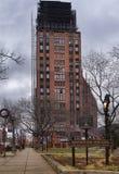 Costruzione della torre dello stato Immagine Stock Libera da Diritti