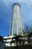 Costruzione della torre di Komtar in George Town, Malesia Fotografie Stock