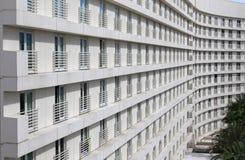 Costruzione delle camere di albergo Immagini Stock Libere da Diritti