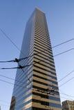 Costruzione di affari del grattacielo Immagini Stock
