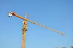 Costruzione di affari della costruzione alla Tailandia Fotografia Stock Libera da Diritti