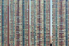 Costruzione di appartamento Immagini Stock