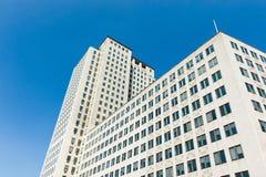 Costruzione di appartamento Immagini Stock Libere da Diritti