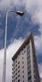 Costruzione di appartamento Fotografie Stock Libere da Diritti