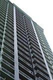 Costruzione di appartamento alta Fotografia Stock