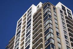 Costruzione di appartamento in Burnaby, BC Fotografia Stock