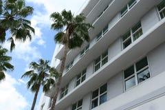 Costruzione di appartamento tropicale Fotografia Stock Libera da Diritti