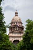 Costruzione di Campidoglio della condizione del Texas immagine stock libera da diritti