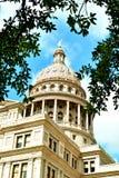 Costruzione di Campidoglio della condizione del Texas immagine stock