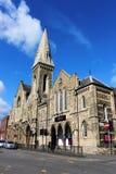 Costruzione di chiesa viva, Newland, Lincoln, Inghilterra Immagine Stock