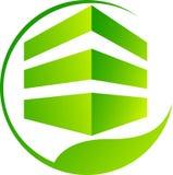 Costruzione di Eco Fotografie Stock