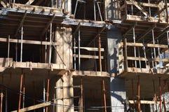 Costruzione di edifici Immagini Stock Libere da Diritti