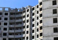 Costruzione di edifici del pannello Immagini Stock Libere da Diritti