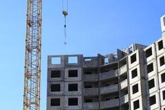 Costruzione di edifici del pannello Immagine Stock Libera da Diritti