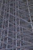 Costruzione di edifici prefabbricata. Immagine Stock Libera da Diritti
