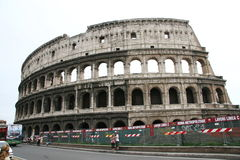 Costruzione di edifici in ROM Immagine Stock Libera da Diritti