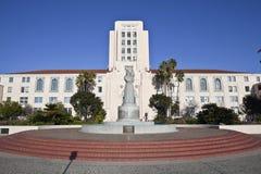 Costruzione di gestione della città e della contea di San Diego Fotografie Stock