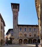 Costruzione di governo della Svizzera, Bellinzona Fotografia Stock