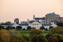 Costruzione di governo a Richmond VA immagine stock