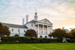 Costruzione di governo a Richmond VA fotografia stock