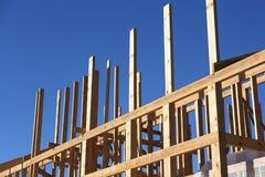 Costruzione di nuova casa Immagine Stock Libera da Diritti