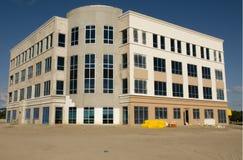 Costruzione di nuovo edificio Fotografie Stock Libere da Diritti