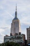 Costruzione di NYC fotografie stock
