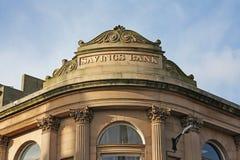 Banca di risparmio Immagine Stock Libera da Diritti