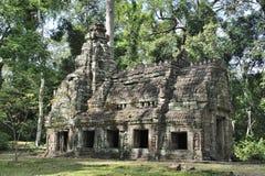 Costruzione di Preah Khan Immagine Stock Libera da Diritti