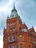 Costruzione di prudenza, Nottingham immagini stock libere da diritti