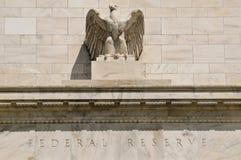 Costruzione di riserva federale immagini stock libere da diritti
