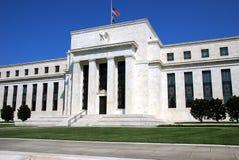 Costruzione di riserva federale Immagini Stock