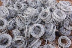 Costruzione di Rolls del cavo Fotografia Stock Libera da Diritti