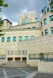 Costruzione di servizio di sicurezza britannica MI5 Fotografia Stock Libera da Diritti