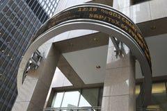 Costruzione di Thomson Reuters Fotografie Stock Libere da Diritti