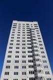 Costruzione di un edificio multistory Fotografia Stock