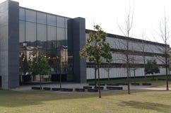 Costruzione di USI, italiana di Svizzera di della di Universita, a Lugano, la Svizzera Immagine Stock Libera da Diritti