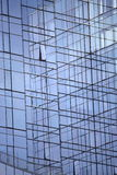 Costruzione di vetro Immagine Stock Libera da Diritti