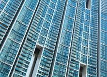 Costruzione domestica di Hong Kong Fotografia Stock Libera da Diritti