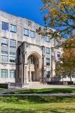 Costruzione e Jordan Hall di scienza dell'istituto universitario Fotografia Stock