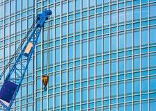 Costruzione ed edificio Fotografia Stock Libera da Diritti