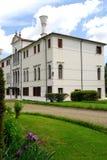 Costruzione elegante in Portobuffolè nella provincia di Treviso nel Veneto (Italia) Fotografie Stock Libere da Diritti